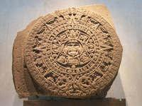 Aztec Calendar- photo courtesy of Jonathan Hatley