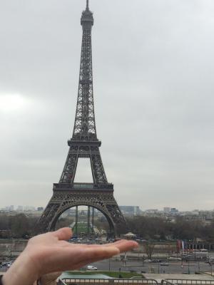 En Paris, Francia