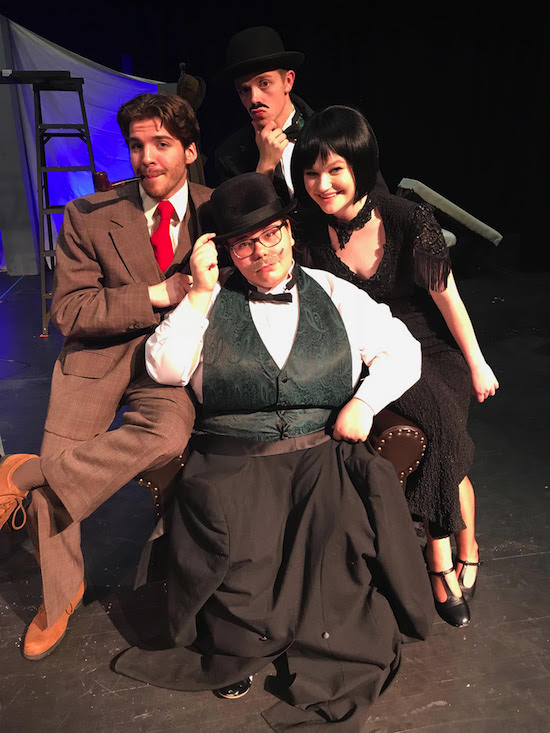 Cast of The 39 Steps