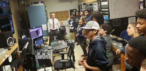 KXII Control Room