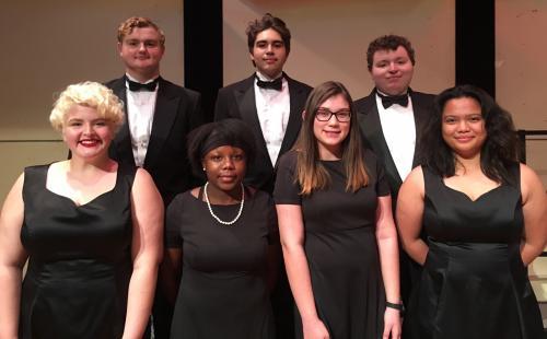 All-Region Choir qualifiers
