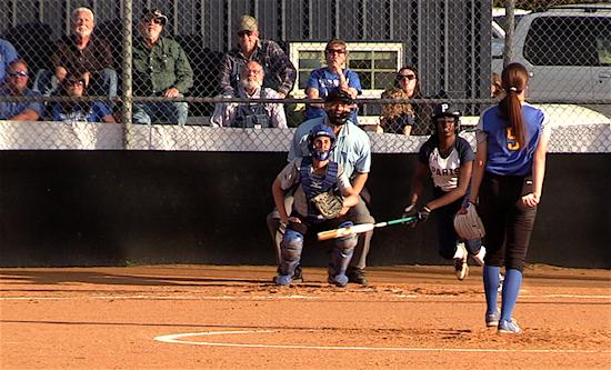 All Eyes on Quiniya Savage home run ball