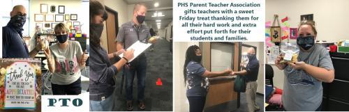 pto teacher treats