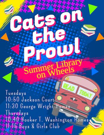 cats on the prowl flyer