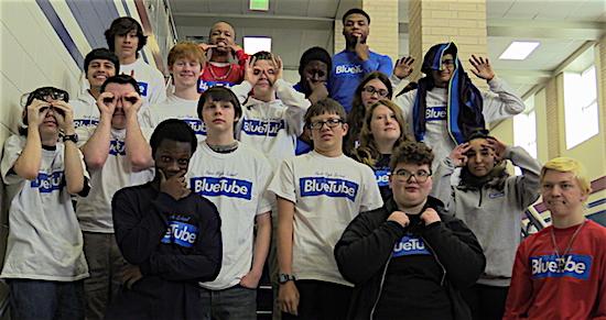 2017-18 BlueTube crew