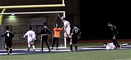 Jesus Rangel scores final goal