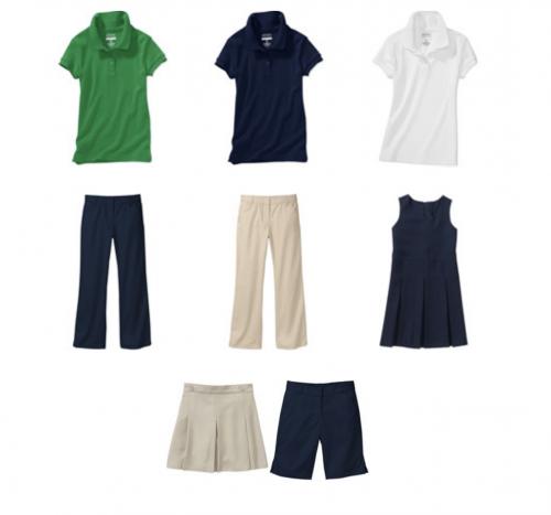 uniform examples