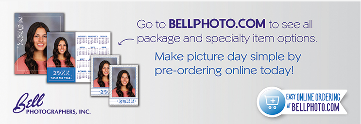 School Picture Make Day is Thursday 9/30