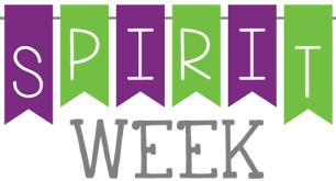 SPIRIT WEEK 10/26 - 10/30