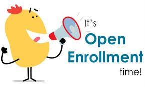 2021 - 2022 Open Enrollment