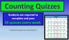 Image that corresponds to Counting Quizzes