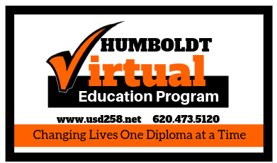 Humboldt Virtual Program Sign with Contact Information