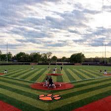 Humboldt's Baseball Field