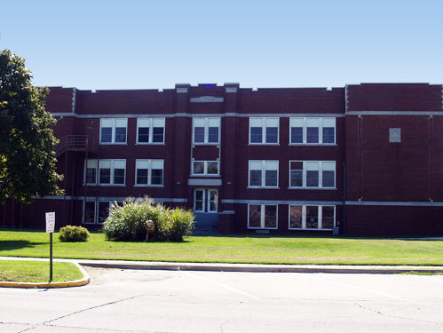 USD 258 High School