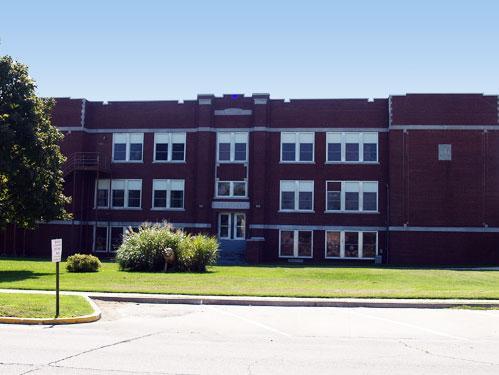 USD 258 High School