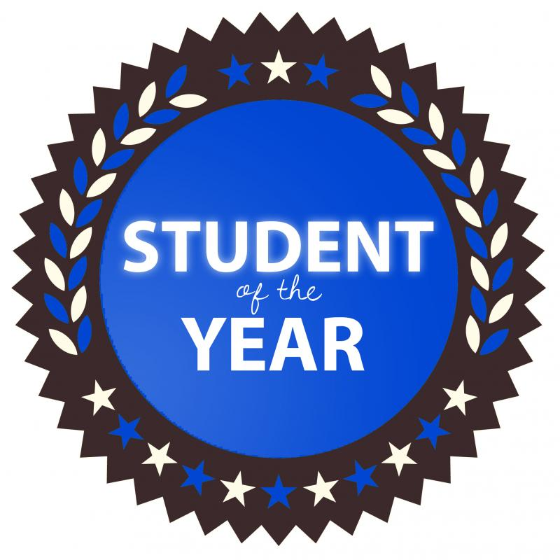 2019-2020 Student of the Year Recipients