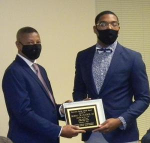 Bobby Crawford III - High School Student of the Year