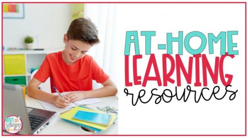 At-Home Learning Resources for Students