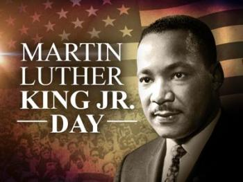 Dr. Martin Luther King Jr. Holiday