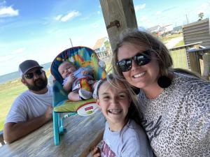 Family beach vacation June 2020