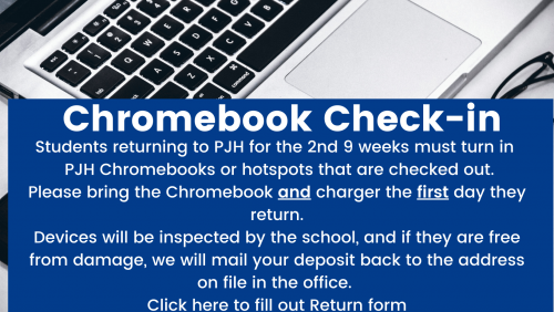Chromebook Check-in