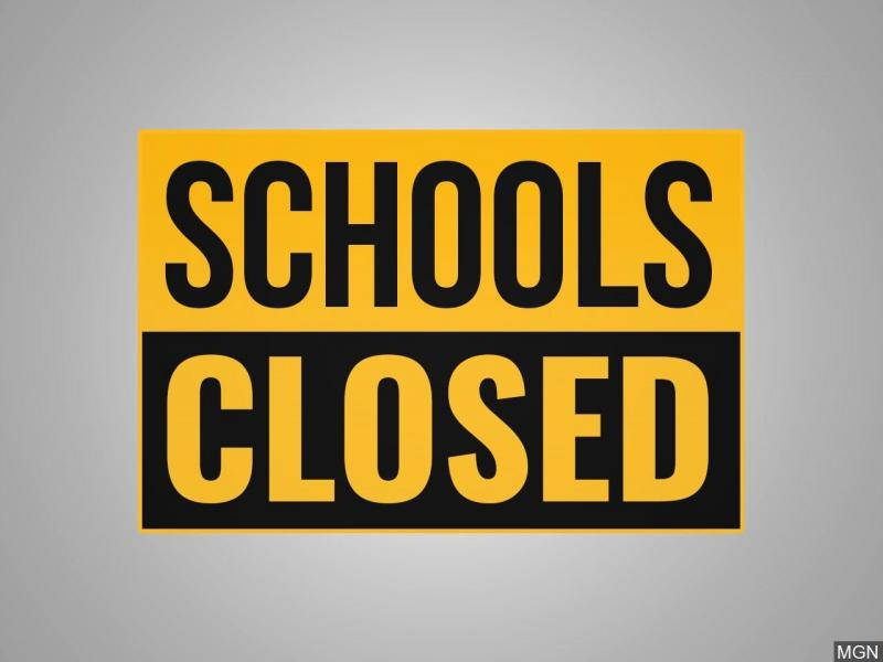 SCHOOL EARLY DISMISSAL DUE TO WATER ISSUES