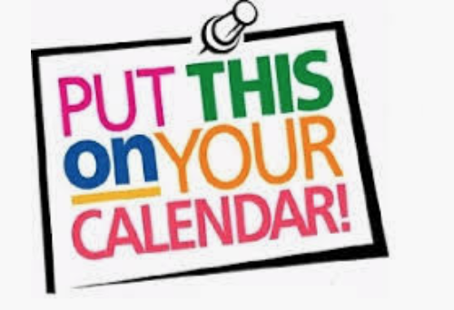 Important End of School Year Dates and Information