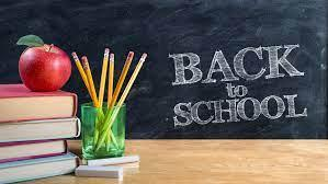 IMPORTANT BACK TO SCHOOL MESSAGE!!!