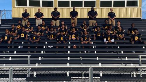 2020-2021 Arcadia Hornets Football Team