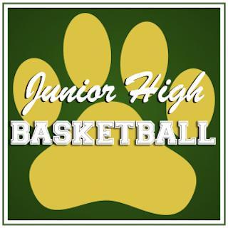Junior High Basketball Schedule