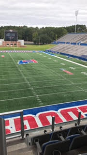 LA TECH Football Field.