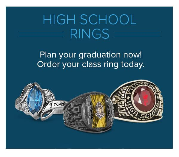 High School Juniors Class Ring Ordering Info