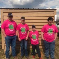 4-H Regional Shooting Sports Results