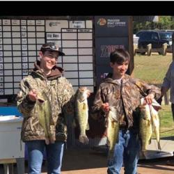 SHS Anglers win NE LA High School Fishing Tournament