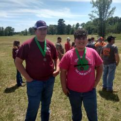 4-H State Shooting Sports Results