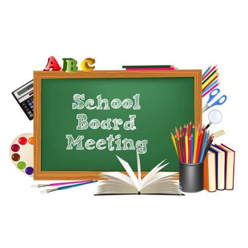 October 20, 2021 - Regular School Board Meeting