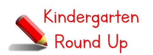 kindergarten round up image