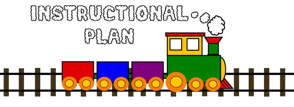 instructional plan on a train