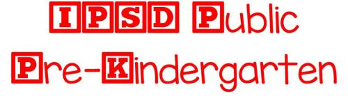 IPSD Public Pre-Kindergarten