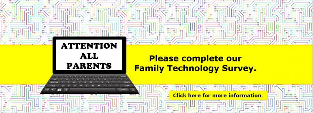 family technology survey link