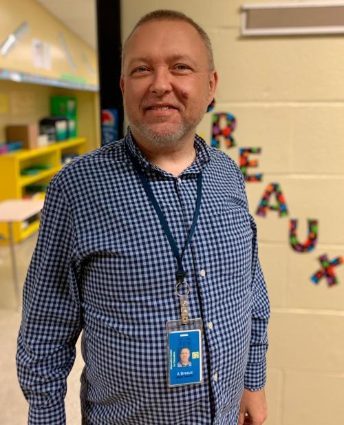 Remembering Mr. Breaux