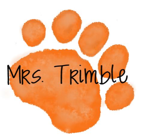 orange paw - trimble