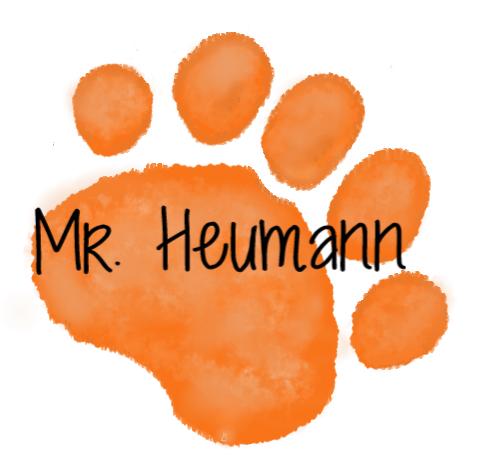 orange paw mr. heumann