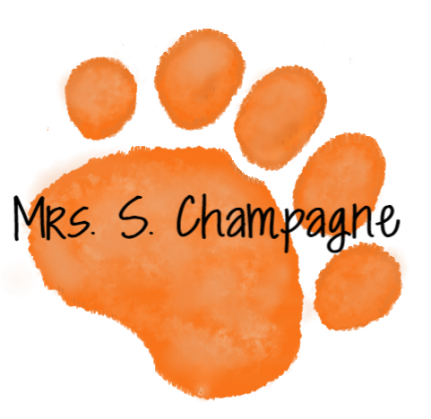 Orange Paw - S. Champagne