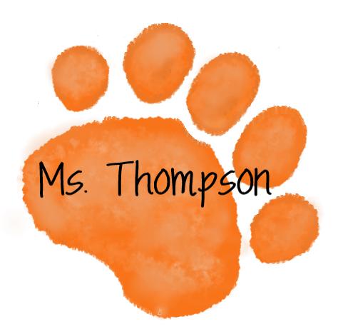 orange paw ms. thompson