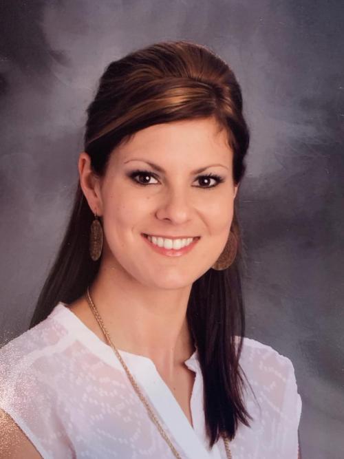 Principal Jennifer Derouen