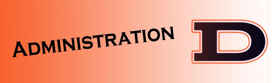 Administration Banner