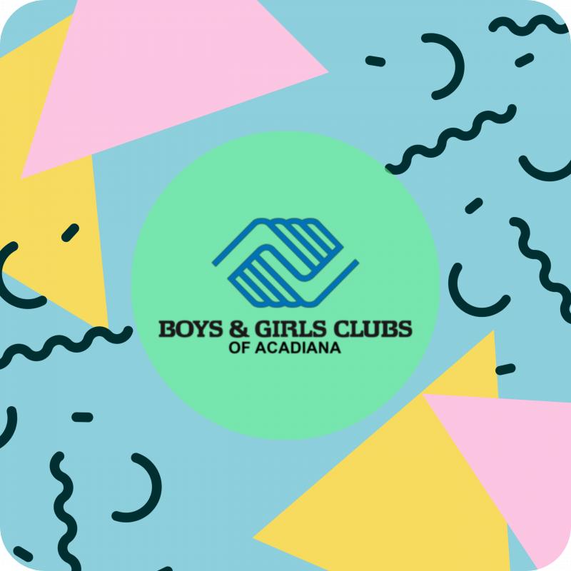 Boys and Girls Club of Acadiana: New Iberia