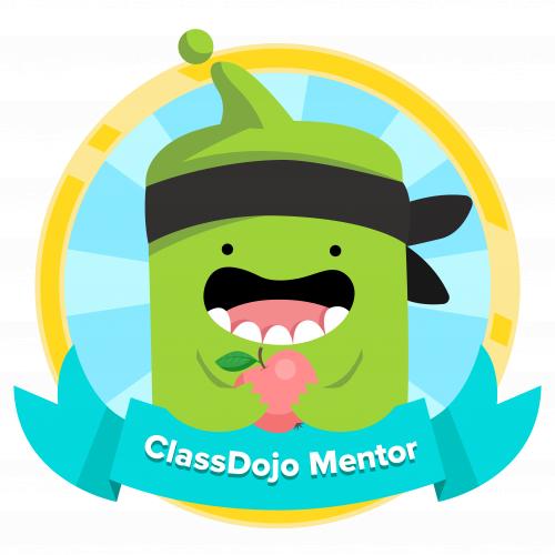 class dojo mentor badge