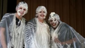 Pie your teachers!!!